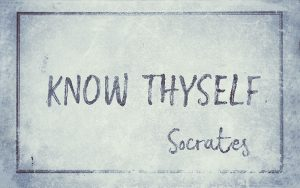 Know Thyself Quote by Socrates