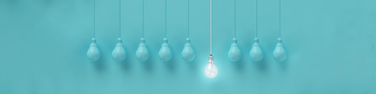 Quantum Educational Services - lightbulbs